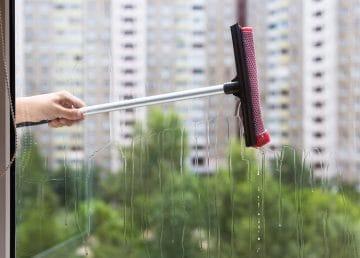 vyskove prace – umývanie a čistenie