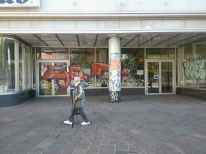 schnelle Graffiti-Entfernung Wien 1220