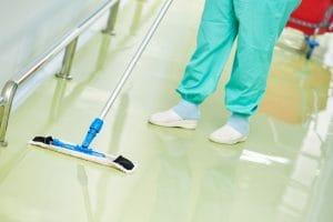Odborné tepování a dezinfekce