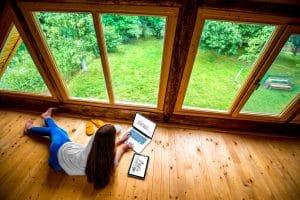 kvalitní mytí oken v domácnostech