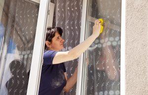 jak se zbavit nečistot na oknech v Ústí nad Labem