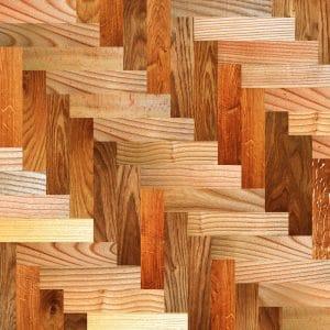 ošetřování dřevěných povrchů a jejich konzervace