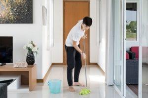 desinfekce podlah