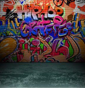 Hrozba graffitů ve městech