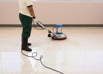 Podlahy čištění Havířov