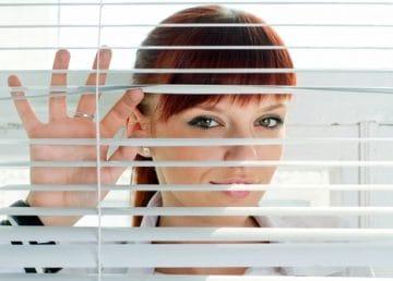 Trnava, výškové umývanie okien