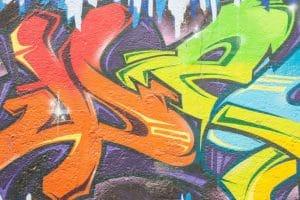 šetrné odstranění graffiti