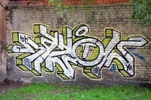 odstraňování graffiti pískováním
