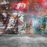 jak spolehlivě odstranit graffiti