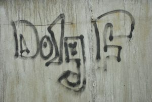 spolehlivé odstraňování graffiti  a tagů od fixů