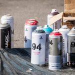 odstraňování graffiti a oprava fasády