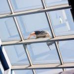 mytí oken a skleněných fasád