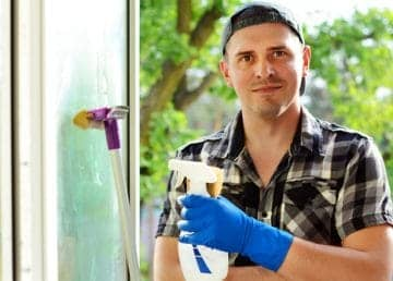 mytí oken Praha 3, cena