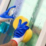 čistenie skiel v kancelárii prípravky