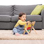 čím vyčistit koberec