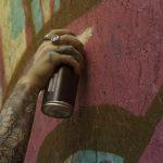Vyčištění graffiti Brno