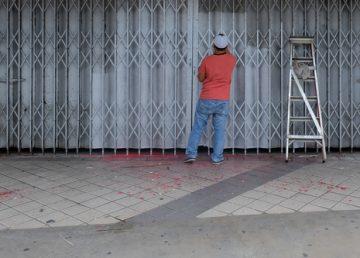 čištění graffiti Brno