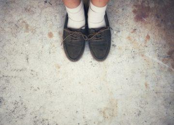 špinavá podlahy