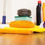 vhodná chemie na mytí podlah