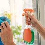 cena za mytí oken