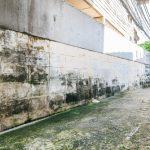 odstanění graffiti