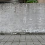 manuální čištění fasády