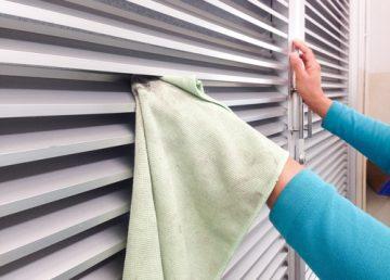 Jak čistit špinavou fasádu